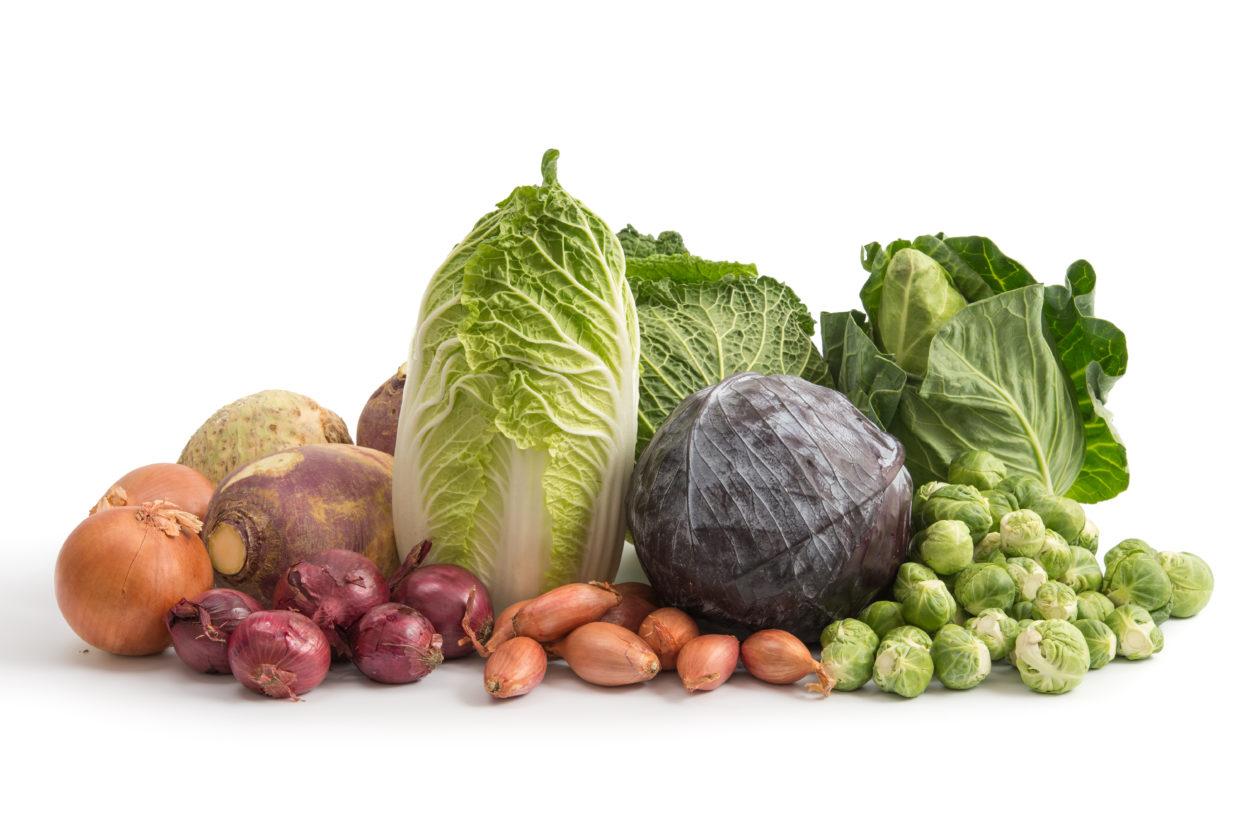 Vitaminreiche Ernährung für Kinder im Winter