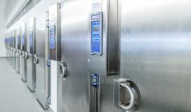 Cook & Chill Verfahren - Hochleistungskühler Chiller irinox