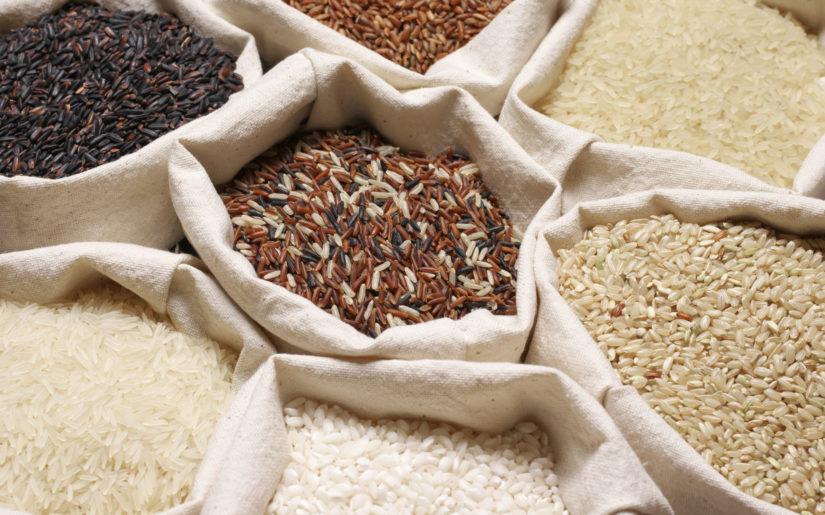 Reis Sorten