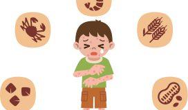 Nahrungsmittel-Allergien und Menü-Kennzeichnung