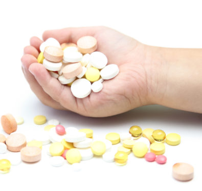Kindergesundheit und Nahrungsergänzungsmittel