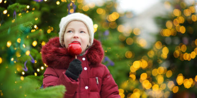 Zuviel Zucker Kinder Weihnachtszeit